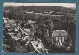 60 - ORROUY - Le Château -EN AVION AU DESSUS DE...- Non écrite - 2 Scans -10.5 X 15 - LAPIE - Other Municipalities