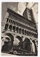 1957 AREZZO S. MARIA DELLA PIEVE FG V SEE 2 SCANS SPLENDIDA AUTO FUORISERIE - Arezzo