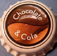 Kesselring Brauerei Chocolate & Cola Kronkorken 2014 soda mix bottle crown cap Chocola kroonkurk capsule Chocolat chapa
