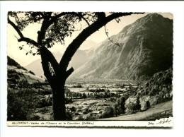 CP -ALLEMONT (38) Vallee De L Oisans Et Le Cornillon - Allemont