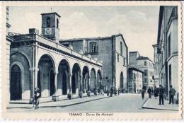 TERAMO - CORSO DE MICHETTI - F/P -E - V: 1955 - ANIMATA - Teramo