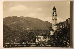 PIANI RESINELLI - RIFUGIO SEL E ALBERGHI - F/G -E - V: 1956 - Como