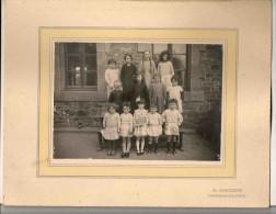 Photo école Camlez 1936 - Non Classés