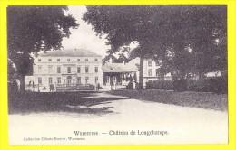 * Waremme - Borgworm (Liège - Luik - La Wallonie) * (Collection Céleste Renier) Chateau De Longchamps, Kasteel, TOP - Waremme