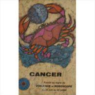 Puzzle 125 Pieces Signe Du Zodiaque Cancer - Puzzles