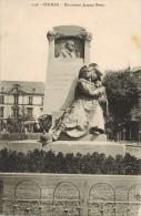 """COLMAR : """" Monument Jacques Preiss Député Protestataire Soldat En Exil """" - Monumentos A Los Caídos"""