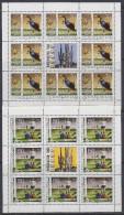 Yugoslavia 1986 World Cup Football Mexico 2v 2 Sheetlets ** Mnh (F2231) - Blocks & Kleinbögen