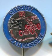 Car Racing, Race, Circuit Zandvoort, Pin, Badge, Nethelands - Automobile - F1