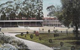 SANTA BARBARA , California , 00-10s ; The Tennis Courts at the Potter Hotel
