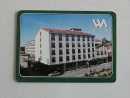 Hotel Verbo Divino Portuguese Pocket Calendar 1993 - Calendari