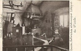 République Tchèque - Musée Technique - Ancien Laboratoie Alchimiste Tchèque Du 16ième - Czech Republic