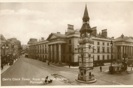 ANGLETERRE(PLYMOUTH) THEATRE - Plymouth