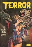 TERROR MAXI N°123  LE RADICI DELLA PAURA - Libri, Riviste, Fumetti