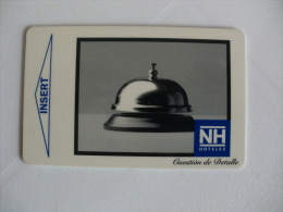 NH Hotels Keycard - Hotelkarten