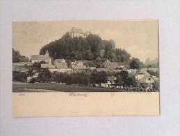 WALDBURG VIAGGIATA ANNO 1902--N1--- - Ravensburg