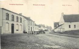 H�l�cine - Hampteau-Opheylissem - Chauss�e de Hannut