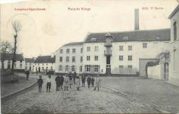 H�l�cine - Hampteau-Opheylissem - Place du Village