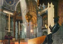 - ROMA.  - Basilica Di S. Pietro (Interno) - - Vaticano