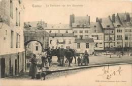 Namur -Lla Fontaine rue des Bouchers - Edit. Hoffmann N� 3346