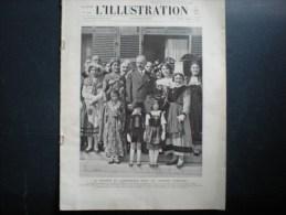 """L'illustration, 25/06/1932, Le Président De La République Reçoit Les """"provinces Françaises""""     C - Livres, BD, Revues"""
