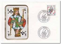 Duitsland 1986, Playing Cards - [7] West-Duitsland
