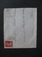 O.M. 19 - TB Lettre Affranchie Avec N° 272. De Paris Pour Paris ( 06/05/1913). - Marcophilie (Lettres)