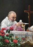 PADRE PIO DA PIETRELCINA.CPM. - Christianisme