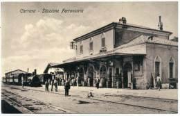 N.5.  CARRARA  - Stazione  Ferroviaria - Carrara