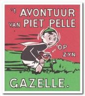 't Avontuur Van Piet Pelle Op Zijn Gezelle ( Kleinformaat In 100% Conditie ) - Boeken, Tijdschriften, Stripverhalen