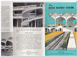 Pakistan 1969, Dacca Railway Station - Pakistan