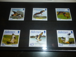 ALDERNEY 189/194 Xx ( YVERT ) COTE : 12.50 EURO - Alderney