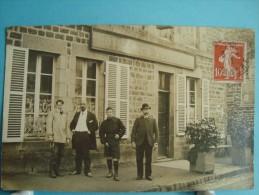 50 - Ducey - Carte Photo - Hôtel Des Voyageurs - 1911 - Ducey