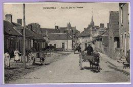 72 - BOULOIRE --  Rue Du Jeu De Paume - Bouloire