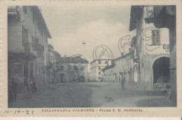 Torino - Villafranca Piemonte - Piazza S. M. Maddalena - Andere
