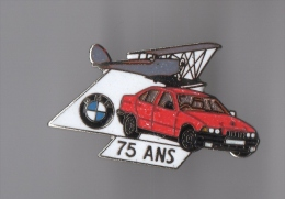Pin's BMW / 75 Ans (signé BMW & Démons Et Merveilles) - BMW