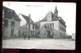 BTE19 CORREZE Meymac L'hôtel De Ville - Otros Municipios