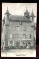 BTE19 CORREZE Meymac Château Des Moines Terrase Café Plaisance - Otros Municipios