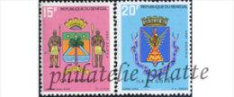 -Sénégal  320/21** - Senegal (1960-...)