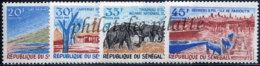 -Sénégal  326/29** - Senegal (1960-...)