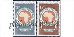 -Sénégal  322/23** - Senegal (1960-...)