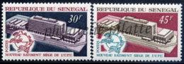 -Sénégal  333/34** - Senegal (1960-...)