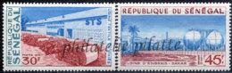-Sénégal  335/36** - Senegal (1960-...)