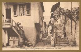 Entrayes-s.-Truyère (Aveyron) -- Le Haut De La Rue Basse - Otros Municipios