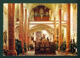 AUSTRIA  -  Innsbruck  Hofkirche Interior  Unused Postcard As Scan - Innsbruck