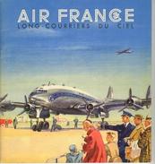Air France Longs Courriers - Werbung