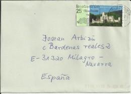 ALEMANIA CC BRIEFZENTRUM 25 CASTILLO ARQUITECTURA - Castles