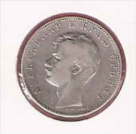 SERVIE DINAR 1897 SILVER - Serbie