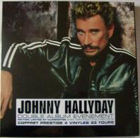 Johnny HALLYDAY Coffret Collectors Numéroté + Certificat 4 LP A La Vie à La Mort  NEUF & SCELLE - Collector's Editions
