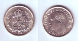 Romania 100 Lei 1936 - Roumanie
