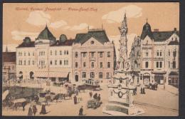 SERBIA / VOJVODINA - Novi Sad, Ujvidek, Tram, Year 1921 - Serbie